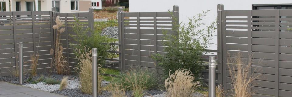 Egal ob Vorgarten, Garten oder Neuanlage. Wir gestalten es für Sie - Mit ihren und unseren Ideen.